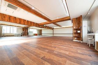 大泉学園 レンタルスタジオ は 駅近 自転車置き場 がある ダンススタジオ です。