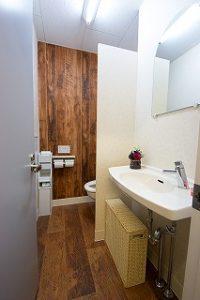 大泉学園 レンタルスタジオ トイレ はとってもきれいです・