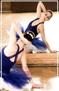 大泉学園 レンタルスタジオのバレエ画像