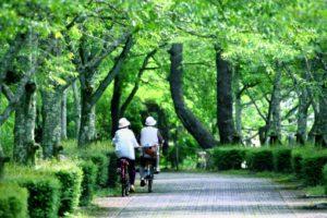 練馬区 大泉学園 レンタルスタジオ には 自転車置き場 があります