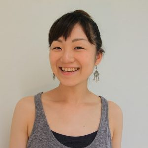 First YOGA Lesson 田近美幸 大泉学園 ヨガ ストレッチ 教室 です。