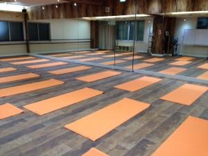 大泉学園 貸しスタジオ は 広い 貸しスタジオ だから15人以上でもご利用可能。