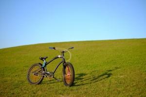 大泉学園レンタルスタジオ 自転車